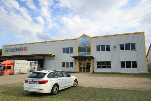 Genio Gewerbeimmobilie in Villingen-Schwenningen Frontale